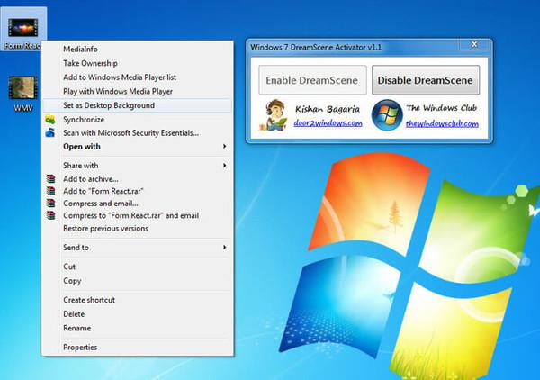 Kak Ustanovit Animirovannye Video Oboi Na Windows 7 10 Alstrive