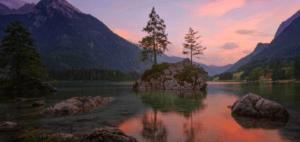 С палатками на озеро. Куда поехать для отдыха?