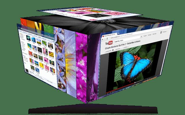 Cube Desktop 3D Pro RUS 1.3.1