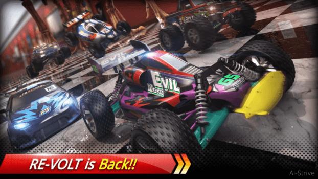 RE-VOLT 3: Best RC 3D Racing