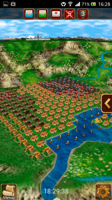 Третий Мир: Война Королей