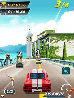 Гонки 2: Опыт гонок на реальной машине
