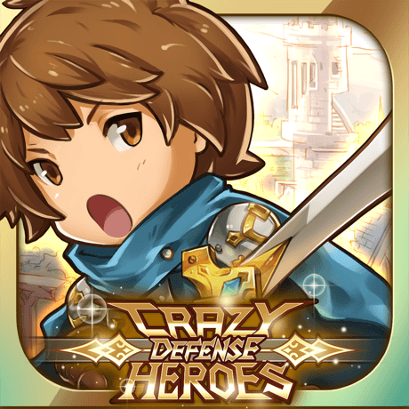 Crazy Defense Heroes: RPG TD 1.8.0