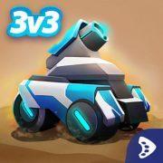 Tank Raid Online: 3v3 Battles 2.67