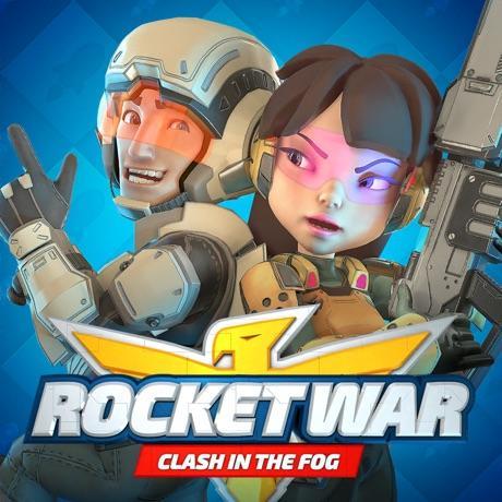 Rocket War: Clash in the Fog Mad Rocket 1.18.4