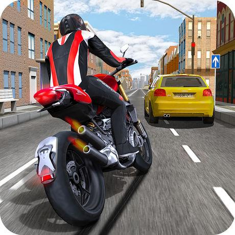 Race the Traffic Moto 1.0.18