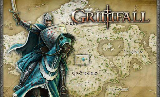 Grimfall Mobile - Strategy Game