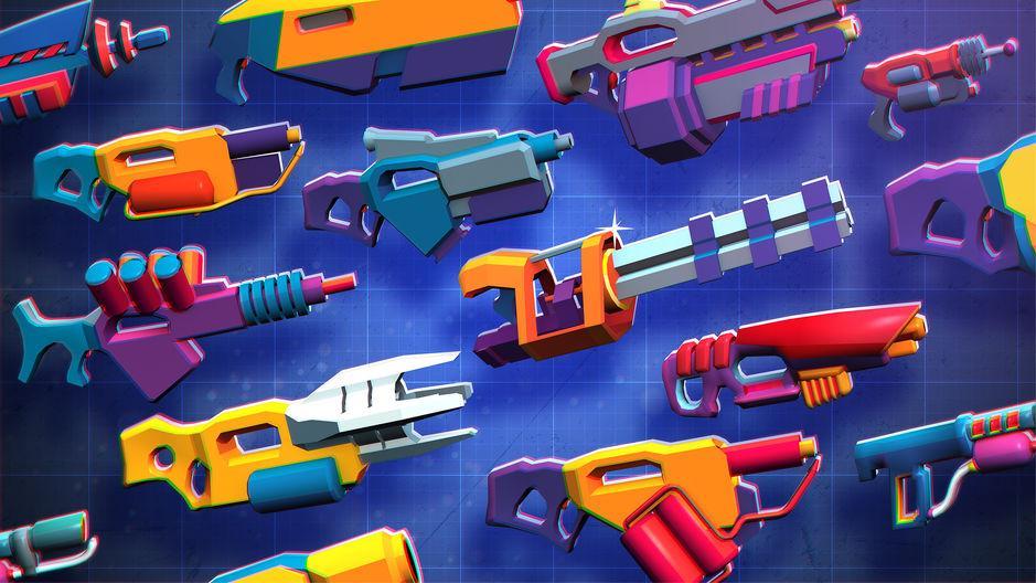 Space Pioneer: бесплатные 3D-стрелялки