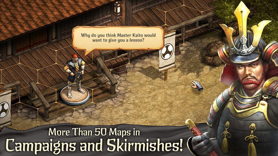 Warbands: Bushido - Настольная Тактическая Игра