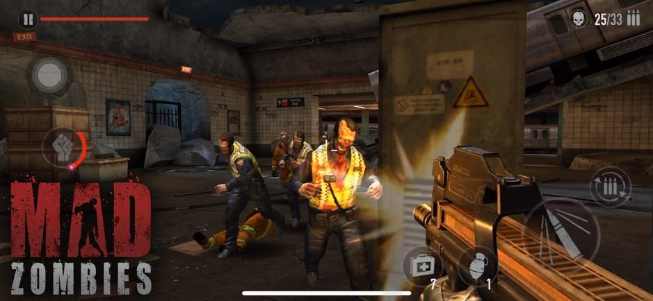MAD ZOMBIES: Offline Shooter