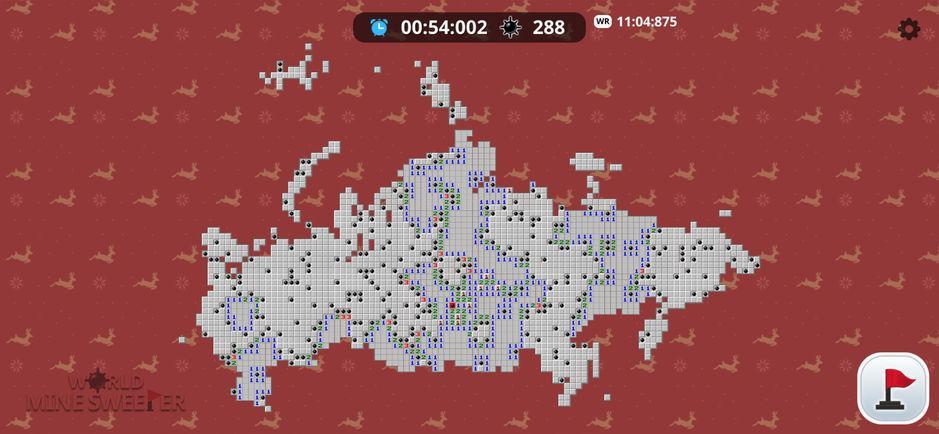 World of Minesweeper