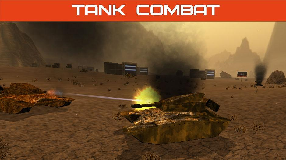 Tank Combat: Future Battles of Armed Forces 3D