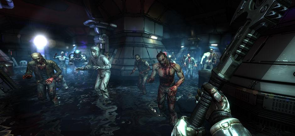 Dead Effect 2: Space Zombies