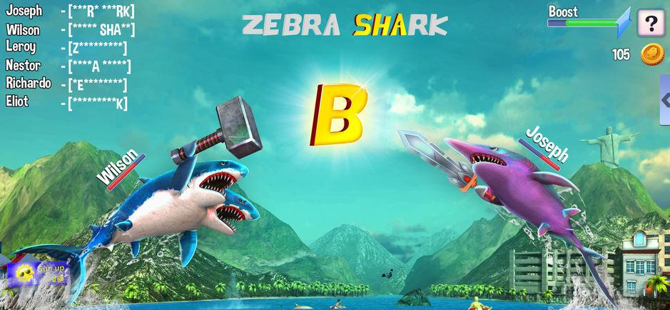 Double Head Shark Attack: Multiplayer