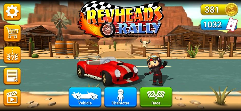 Rev Heads Rally