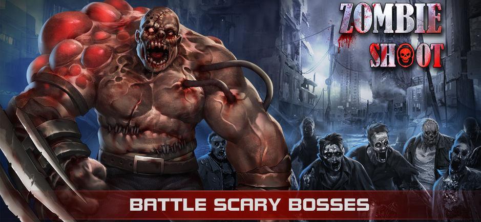Zombie Shooter: анархия уцелевшей зомби-игры