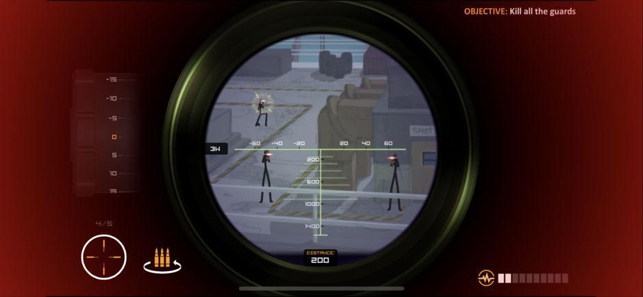 Clear Vision 4: Brutal Sniper Game