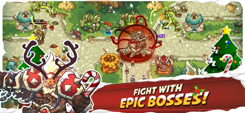 Empire Warriors: Tactical Tower Defense - TD Game
