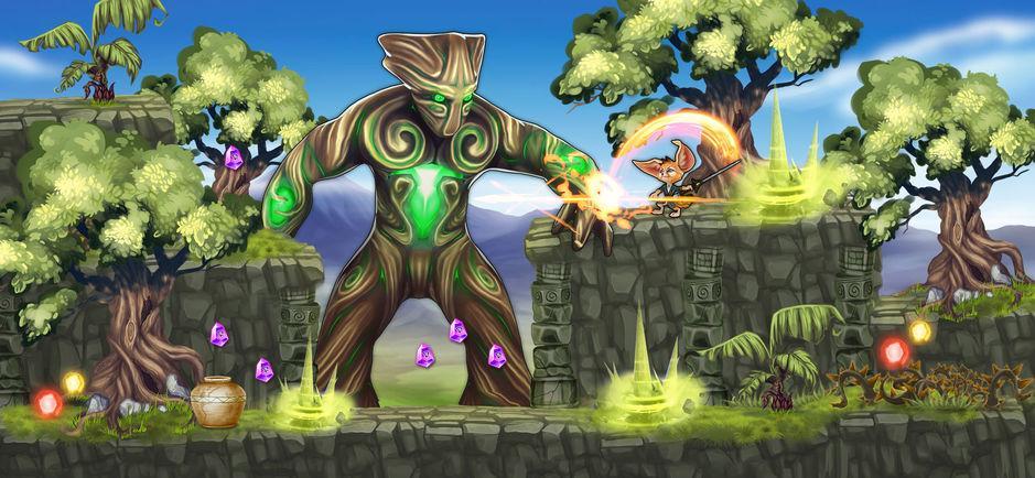 Fin & Ancient Mystery: Древняя Тайна