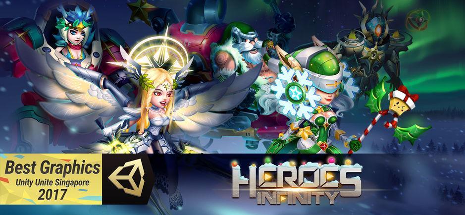Heroes Infinity: Blade & Soul RPG