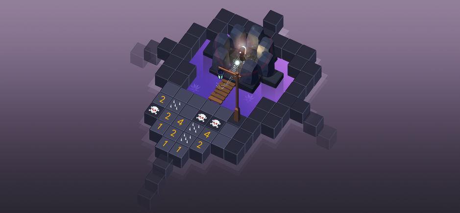Maze Frontier - Тральщик