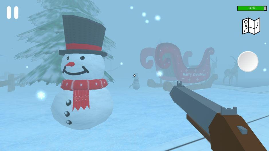 Evil Snowmen 3D