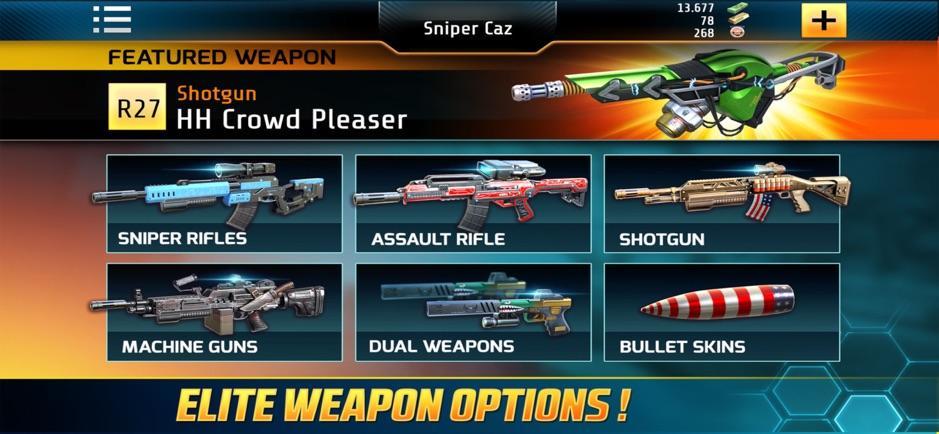 Kill Shot Bravo: Sniper FPS