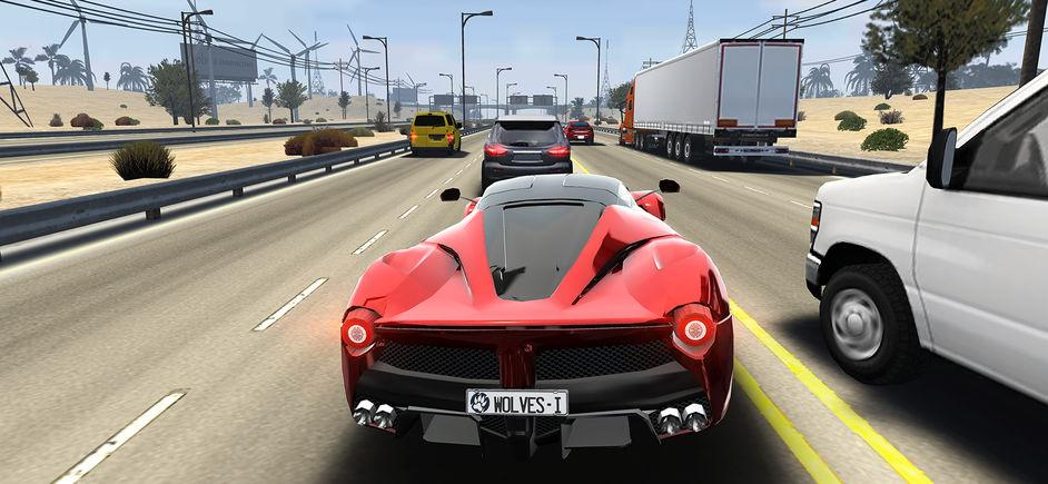 Traffic Tour - гонки на машинах
