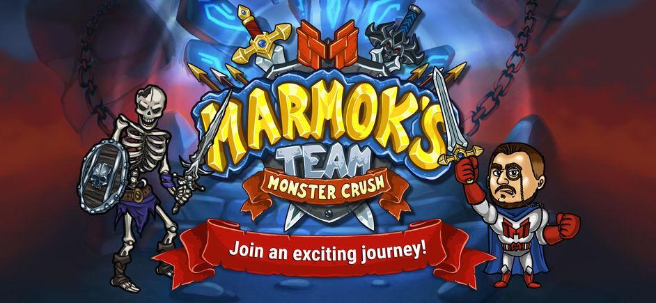 Marmok's Team Monster Crush RPG