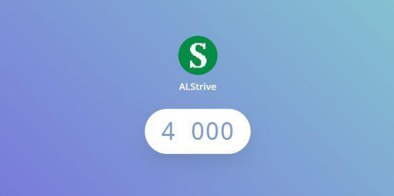 Новая круглая цифра на YouTube, нас уже 4000!