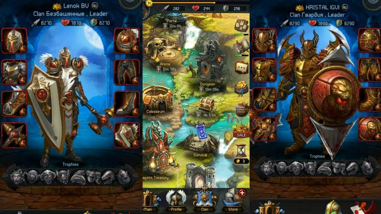 Godlands RPG-Darkness Knight