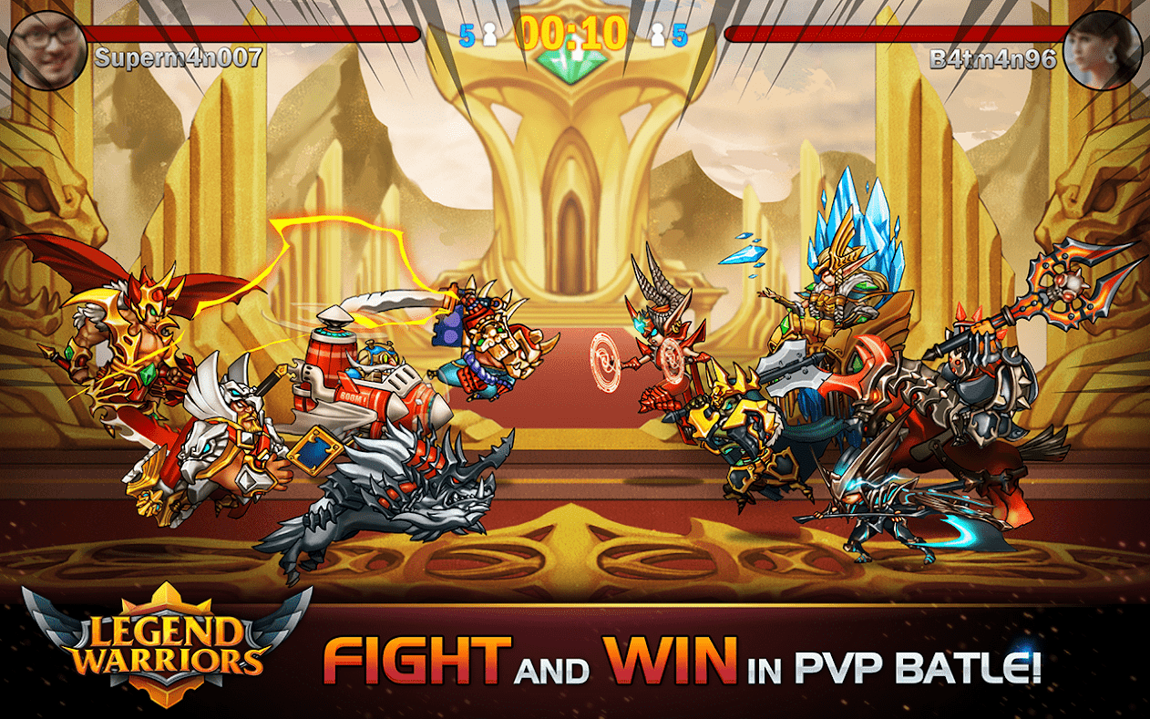 Legend Heroes: Epic Battle