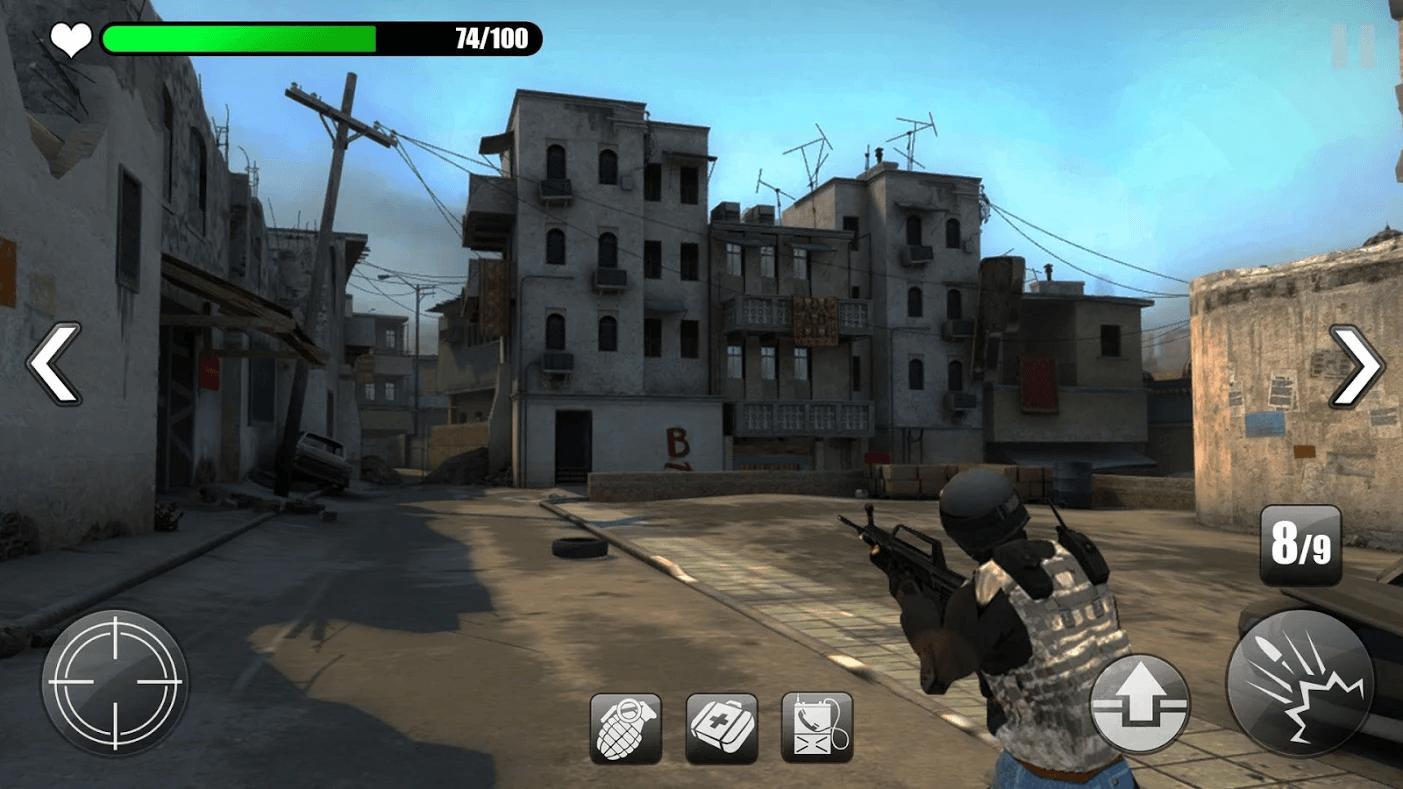 Impossible Assassin Mission: Elite Commando