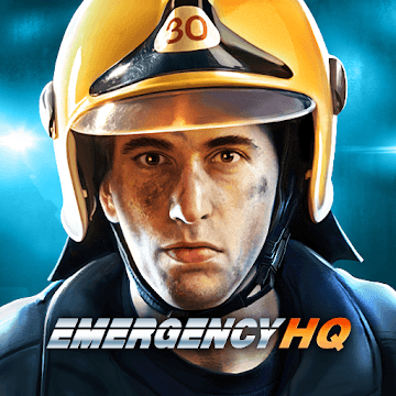 EMERGENCY HQ: free rescue strategy game 1.4.5