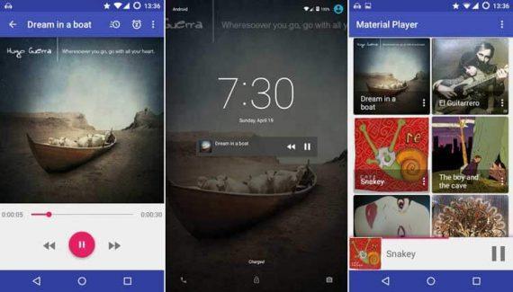 Топ 3 аудиоплеера для прослушивания аудиокниг на Android